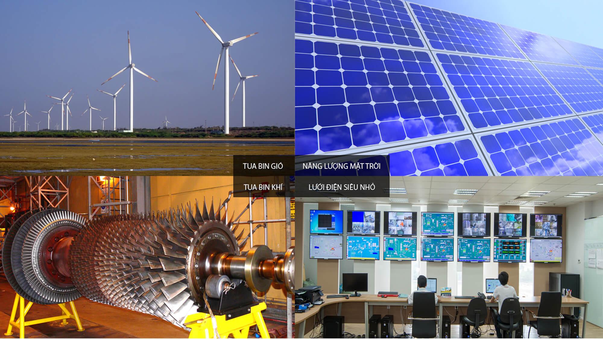 Giải pháp năng lượng phù hợp