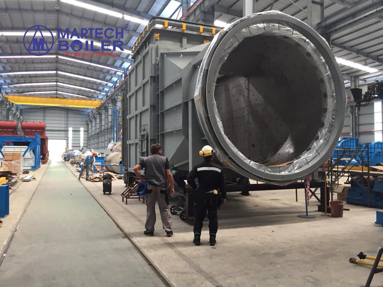 Kiểm tra thiết bị Bypass tại nhà máy Martech
