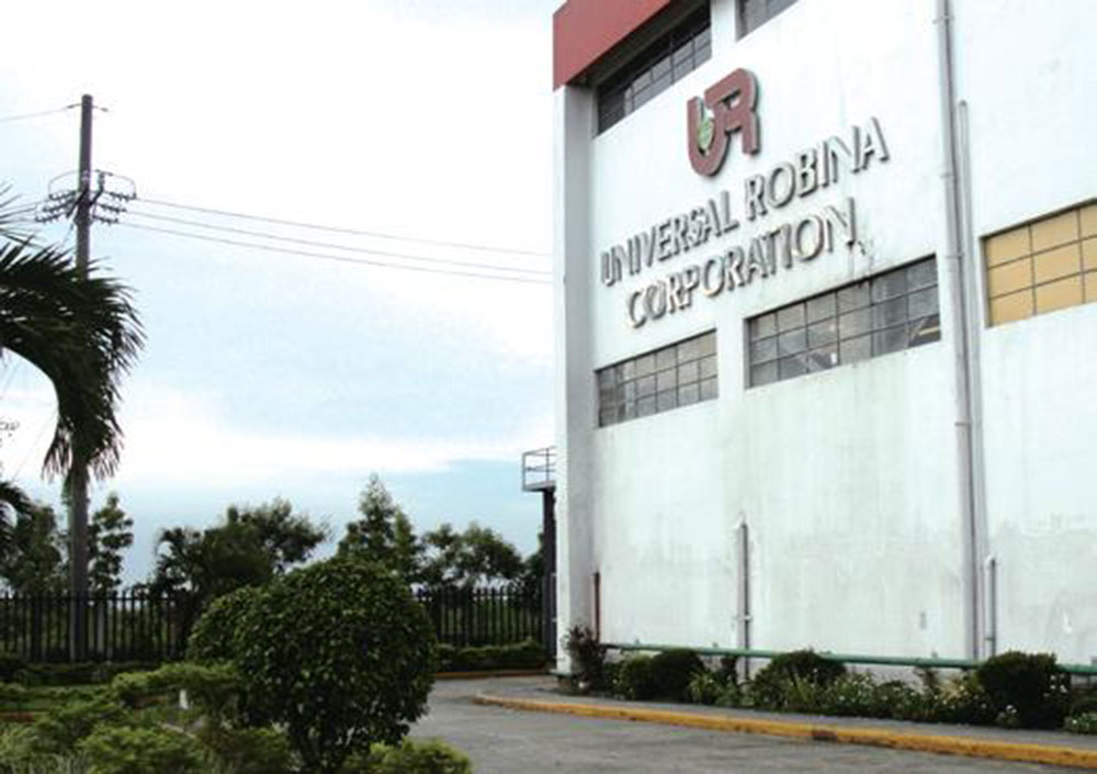UNIVERSAL ROBINA CORPORATION - URC PHILIPPINES